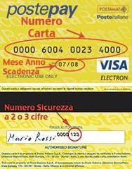 Cartomanzia con carta di credito anche postepay a basso - Dove trovo i dati catastali ...